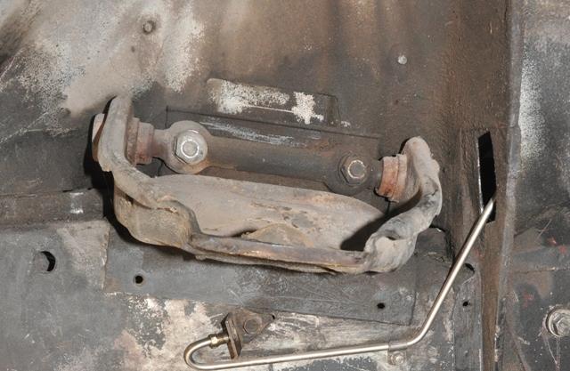 1962 Front Suspension Rebuild - Vintage Thunderbird Club