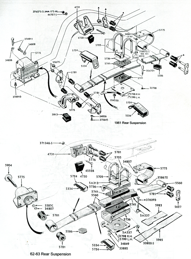 1953 ford turn signal switch wiring diagram 1956 ford turn