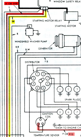 Primary resistance wire i think? vintage thunderbird club on spark plug wiring diagram 1955 thunderbird 1957 Corvette Wiring Diagram 56 Thunderbird Wiring Diagram