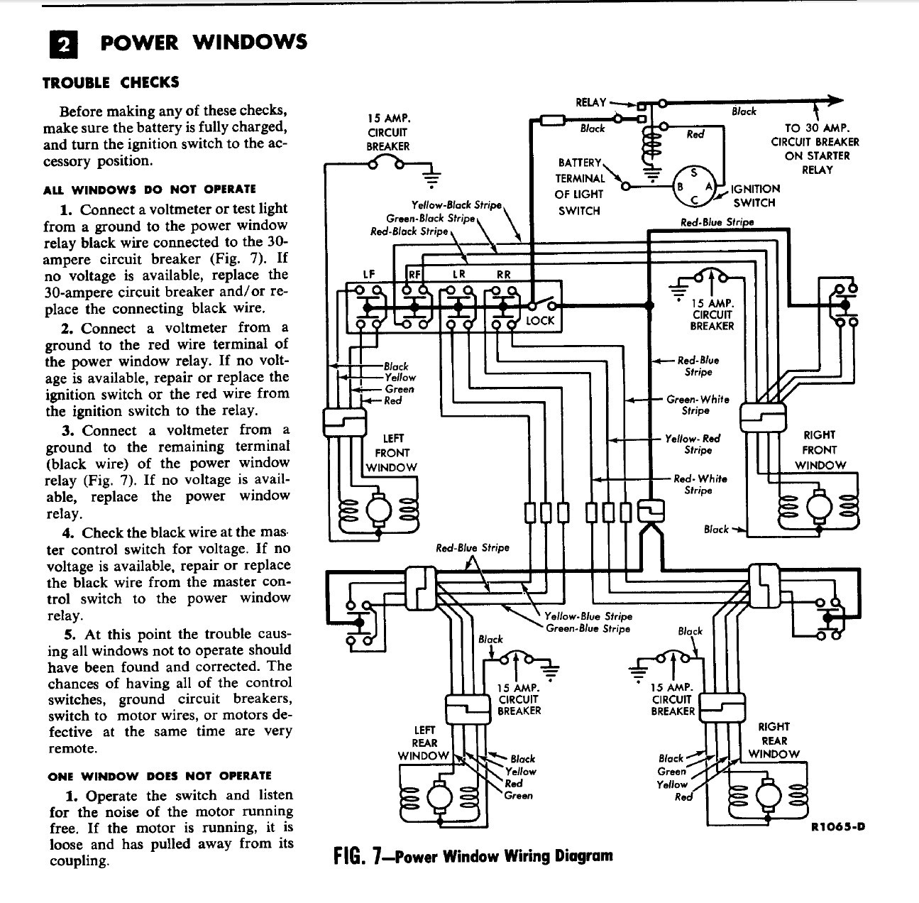 Power Seat Wiring Diagram 88 Thunderbird Diagrams Ford Windows Seats 63 Vintage Club Diy